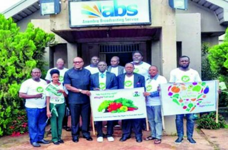 VFS Takes Campaign on Food Right Bill to Awka