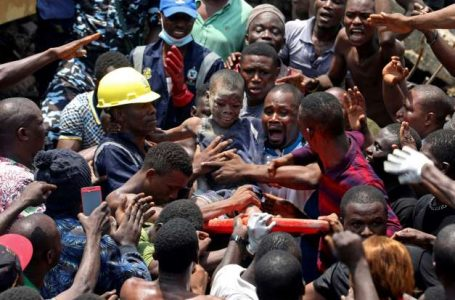 School building collapse: Tears, agony as Lagos releases corpses of 20 pupils, others for burial
