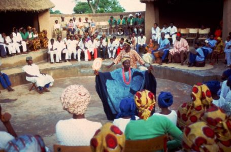 World Theatre Day-Celebrating Theatre Dons in ABU Zaria