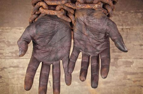 March 25th: International Day of Remembrance of the Victims of Slavery and the Transatlantic Slave Trade