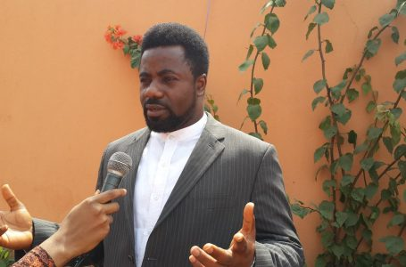 Meet The Star Raiser-Fr. Kenneth Amakaeze