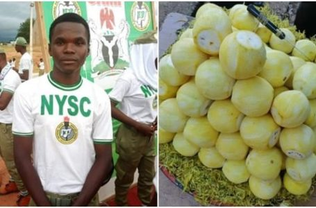 Rabiu Ahmad: Corp Member Who Sold Oranges To Educate Himself