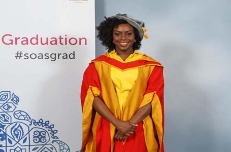 Chimamanda Adichie Recieves Honorary Degree From University Of London