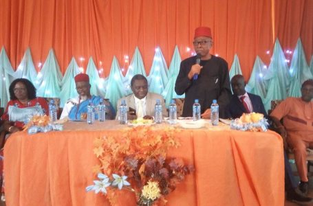 Nigerians Charged on Economic Diversification …As Prof Pita Ejiofor Holds Second Edition of Annual Lecture