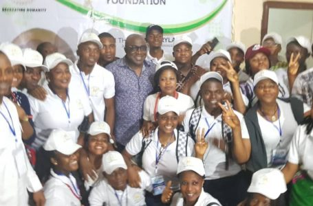 THANK YOU HIGH CHIEF OBIORAH OKONKWO; ANAMBRA YOUTHS ARE GRATEFUL