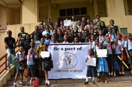 Anambra Primary Schools participate in Creatives in Nigeria